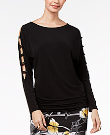 Thalia Sodi Cutout Top, Created for Macy's