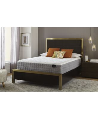 "Hybrid 13.5"" Luxury Plush Mattress- Twin"