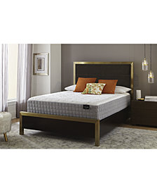 "Aireloom Hybrid 13.5"" Luxury Plush Mattress Set- California King with Adjustable Base"