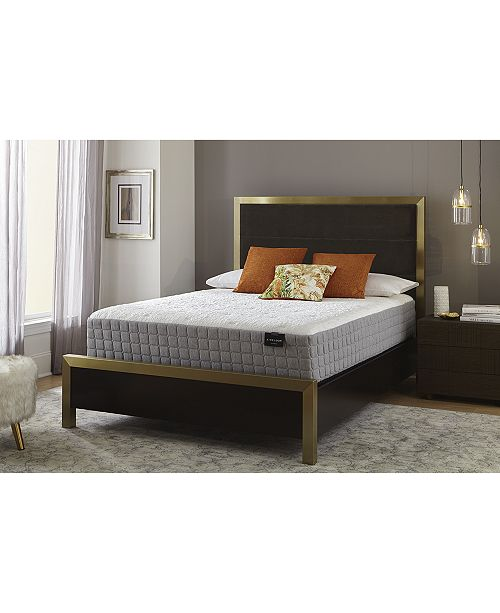 "Aireloom Hybrid 13.5"" Luxury Plush Mattress- Queen"