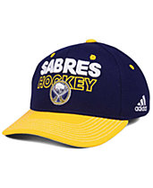 a74fa3253 adidas Buffalo Sabres Locker Room Structured Flex Cap
