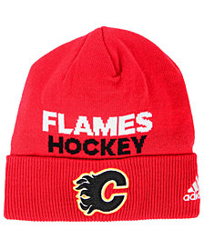 adidas Calgary Flames Player Knit