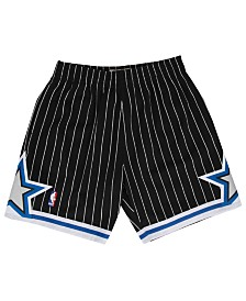 Mitchell & Ness Men's Orlando Magic Swingman Shorts
