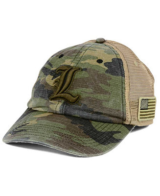 buy online af3c5 4ccb0 Top of the World Louisville Cardinals Declare Camo Cap - Sports Fan Shop By  Lids - Men - Macy s