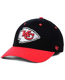 '47 Brand Kansas City Chiefs Kickoff 2-Tone Contender Cap