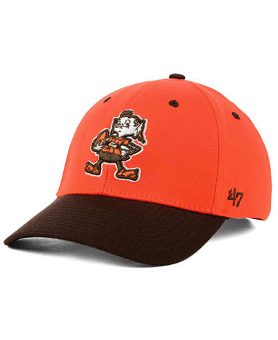 '47 Brand Cleveland Browns Kickoff 2-Tone Contender Cap