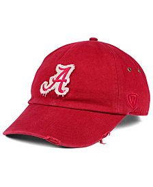 Top of the World Alabama Crimson Tide Rugged Relaxed Cap