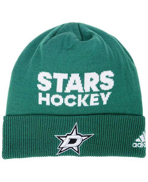 Dallas Stars Player Knit