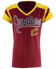 5th & Ocean Cleveland Cavaliers Contrast Slub T-Shirt, Girls (4-16)