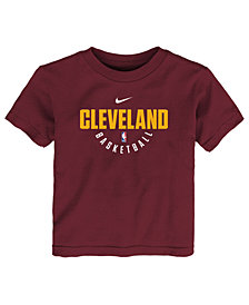 Nike Cleveland Cavaliers Elite Practice T-Shirt, Little Boys (4-7)