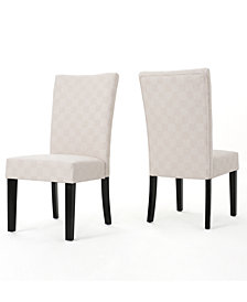 Tunica Dining Chair (Set Of 2), Quick Ship