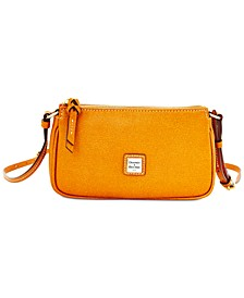 Saffiano Leather Lexi Crossbody