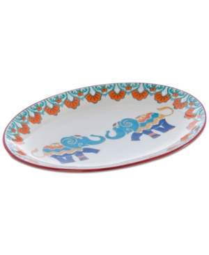 Shiraleah Raj Oval Serving Plate