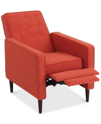 Wadena Recliner Club Chair, Quick Ship
