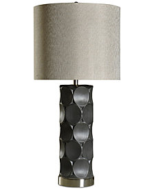 Harp & Finial Rutherford Table Lamp