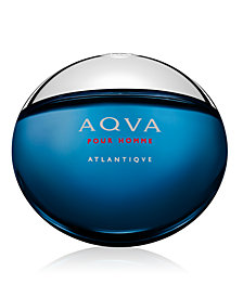 BVLGARI Men's Aqua Atlantique Eau de Toilette Spray, 1.7 oz