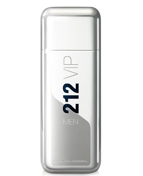 88d67084d Carolina Herrera 212 VIP Men Eau de Toilette Spray, 3.4 oz ...