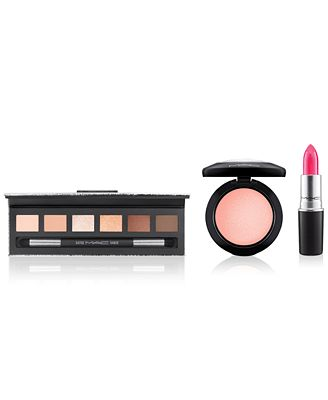 MAC 3-Pc. Face and Lip Set, Online Only, Created for Macy's by Romero Jennings