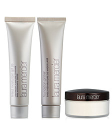 Receive a Complimentary 3pc Gift with any $50 Laura Mercier purchase