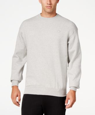 Oxford Grey Champion Men/'s Powerblend Fleece Pullover Sweatshirt