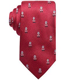 Club Room Men's Santa Silk Tie, Created for Macy's