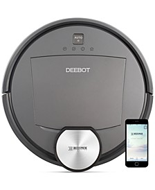 DEEBOT DR95 Alexa-Enabled Smart Vacuum Cleaner