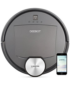 ECOVACS Robotics DEEBOT DR95 Alexa-Enabled Smart Vacuum Cleaner