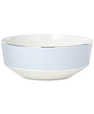 Laurel Street Collection Serving Bowl