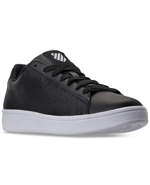 metodologia Perizoma stretto melodia  K-Swiss Men's Court Casper Casual Sneakers from Finish Line & Reviews -  Finish Line Athletic Shoes - Men - Macy's