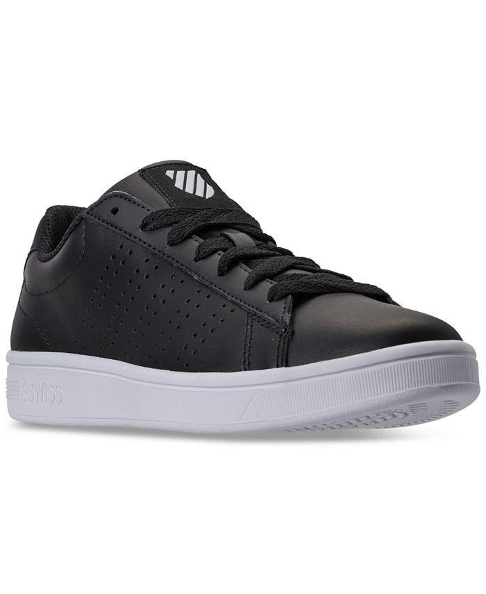 K-Swiss - Men's Court Casper Casual Sneakers from Finish Line