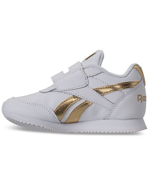 817c396e8ea ... Reebok Toddler Girls  Royal Classic Jogger 2 Casual Sneakers from  Finish ...