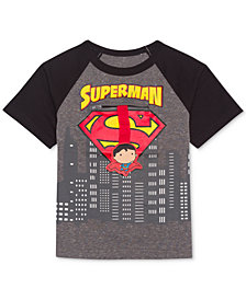 Superman Toddler Boys Graphic-Print T-Shirt