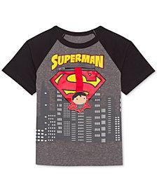 DC Comics® Superman Graphic-Print T-Shirt, Little Boys