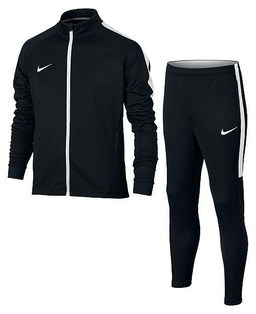Nike Big Boys 2-Pc. Dry Academy Football Tracksuit   Reviews - Sets ... 7f4f8609f
