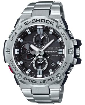 Men's Stainless Steel Bracelet Watch 53.8mm
