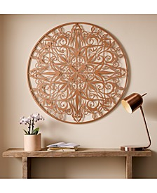 Copper Luxe Wall Decor