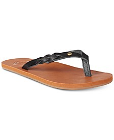 Liza Flip-Flop Sandals