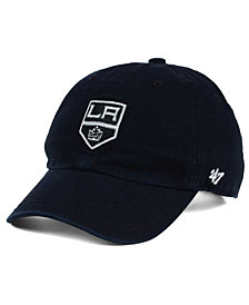 '47 Brand Boys' Los Angeles Kings CLEAN UP Cap