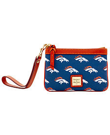 Dooney & Bourke Denver Broncos Exclusive Wristlet