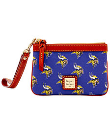 Dooney & Bourke Minnesota Vikings Exclusive Wristlet