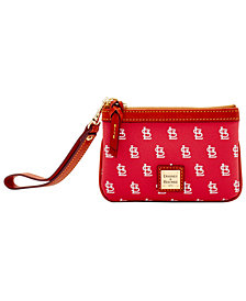 Dooney & Bourke St. Louis Cardinals Exclusive Wristlet