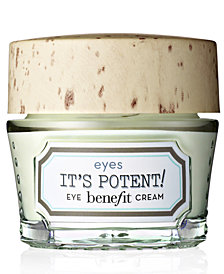 Benefit Cosmetics it's potent! eye cream, 0.5 oz