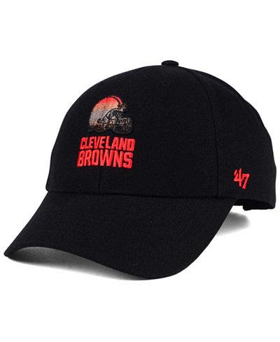 '47 Brand Cleveland Browns Overrun MVP Cap