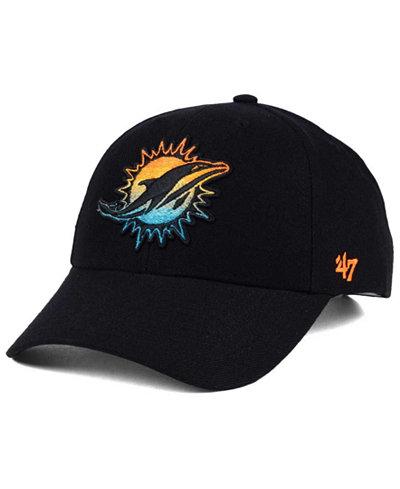 '47 Brand Miami Dolphins Overrun MVP Cap
