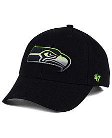 '47 Brand Seattle Seahawks Overrun MVP Cap