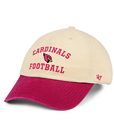 '47 Brand Arizona Cardinals Steady Two-Tone CLEAN UP Cap