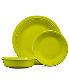 Fiesta 3-Pc. Classic Lemongrass Set