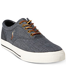 Polo Ralph Lauren Men's Vaughn Sneakers
