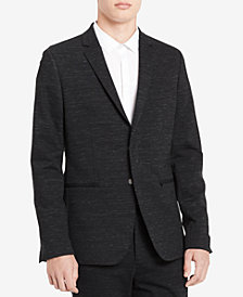 Calvin Klein Men's Hidden-Button Blazer