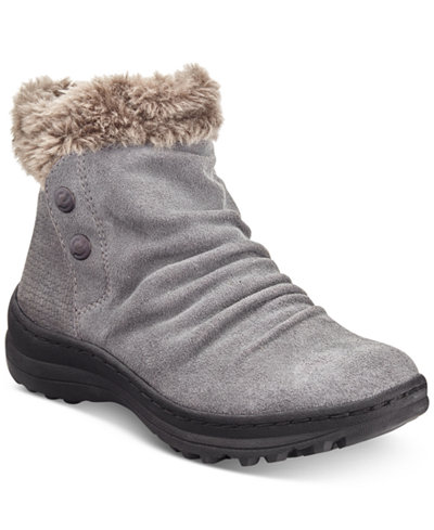 Bare Traps Ani Cold-Weather Booties